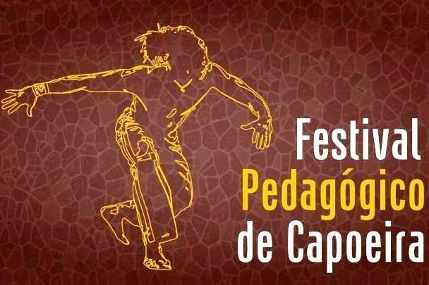 Festival Pedagógico de Capoeira no CEPEUSP em julho